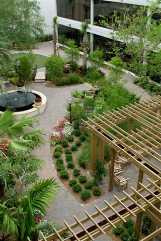 59 best images about interior landscaping design on for Commercial landscape design