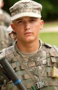 Army Pfc. Adam C. Ross, 19, of Lyman, South Carolina. Died July 24, 2012, serving during Operation Enduring Freedom. Assigned to 2nd Battalion, 503rd Infantry Regiment, 173rd Airborne Brigade Combat Team, Vicenza, Italy. Died in Wardak Province, Afghanistan, of wounds suffered when he came under enemy small arms fire.