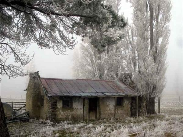 To do list-capture hoar frost in Central Otago