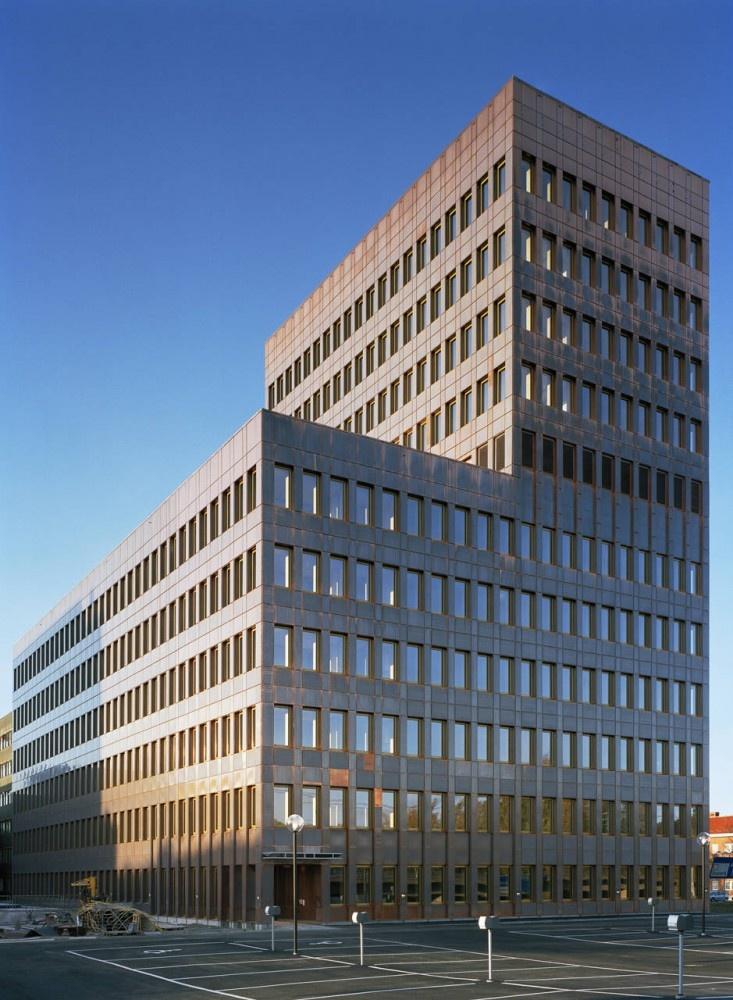 skelleftea kraft office building - skellefteå - general
