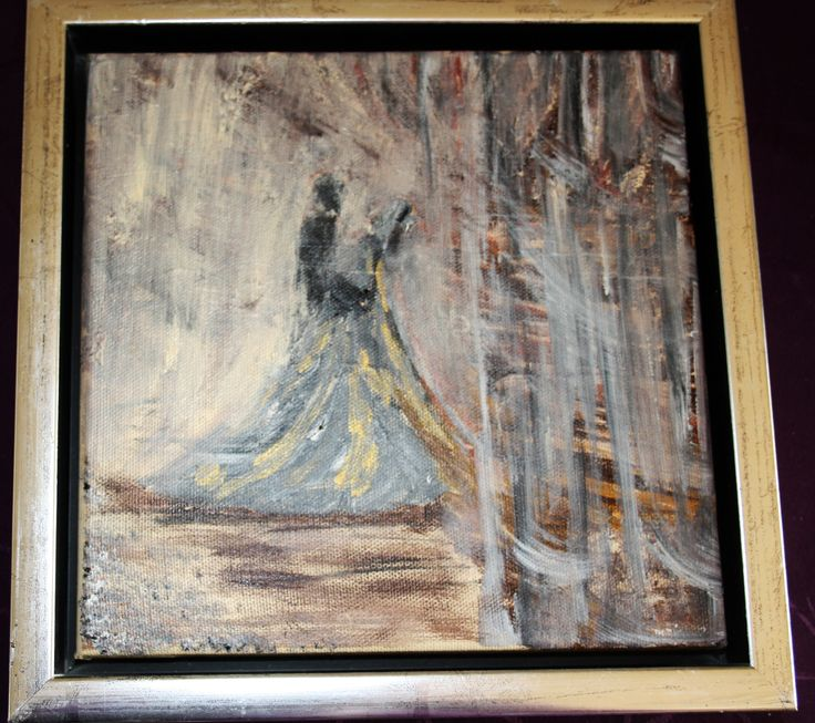 """Painting """"Dans"""""""