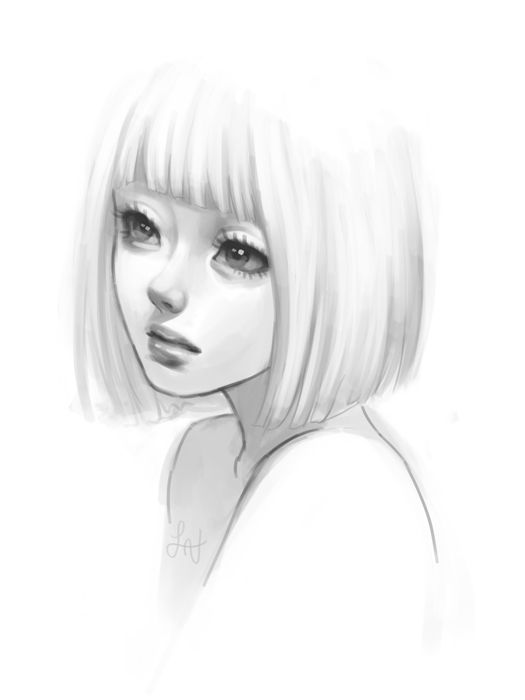 Doodle by Huyen-n00b.deviantart.com on @DeviantArt
