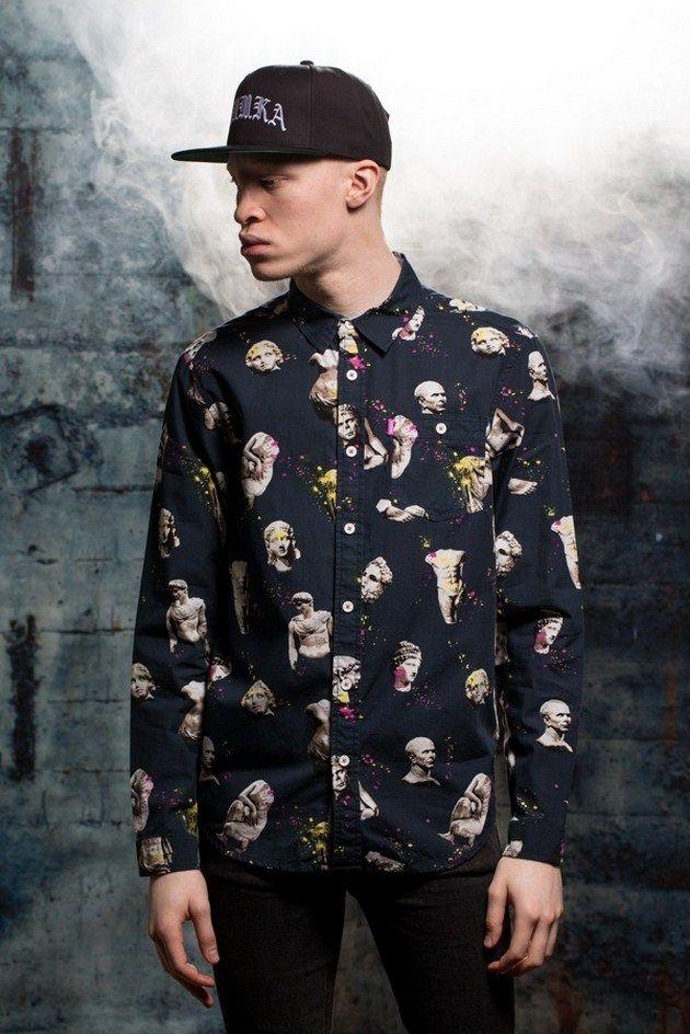 Lookbook Mishka (Spring 2013) #streetwear #streetstyle