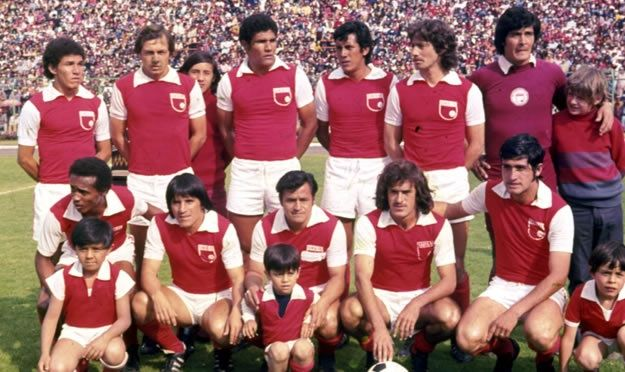 Independiente Santa Fe 1975