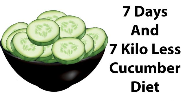 Cucumbers are the perfect diet food; they have virtually no calories, but are rich in important nutrients, vitamins and minerals, like magnesium, calcium, iron, vitamins E, C and B. They're also abundant in fibers, so they're excellent for body detox and intestinal cleansing. They also boost your metabolic functions and flush out the excess water …