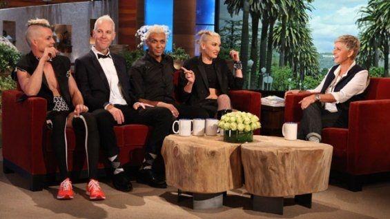 No Doubt interpreta 'Spiderwebs' y 'Looking Hot' en el show de Ellen (+Videos)