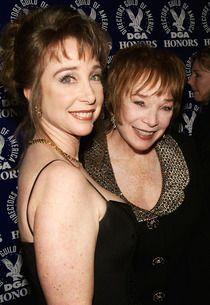 Shirley Maclain & daughter actress Sachi Parker