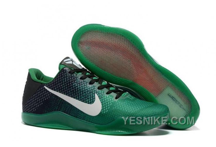 http://www.yesnike.com/big-discount-66-off-nike-kobe-11-black-green-shoes-for-sale-online-outlet-309646.html BIG DISCOUNT ! 66% OFF! NIKE KOBE 11 BLACK GREEN SHOES FOR SALE ONLINE OUTLET 309646 Only $100.00 , Free Shipping!