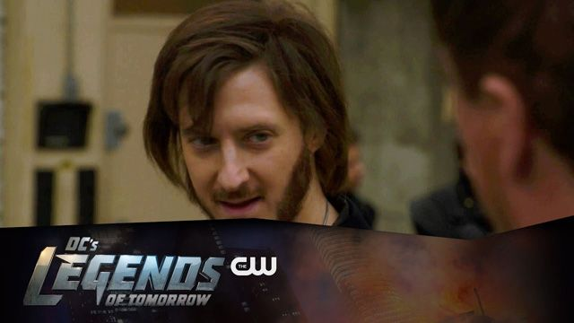 The Legion of Doom in a New Legends of Tomorrow Promo