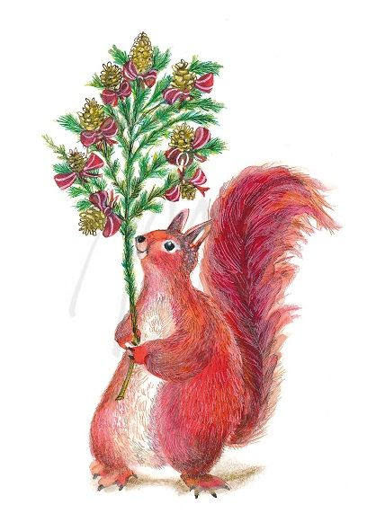 squirel's christmas