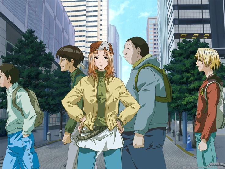 Genshiken #genshiken #anime #manga