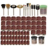 Wish | 150pcs Rotary Power Tool Set Sanding Polishing Grinding Accessory Kit