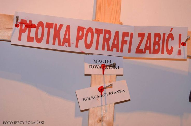Piotr Krajewski - Plotka potrafi zabić