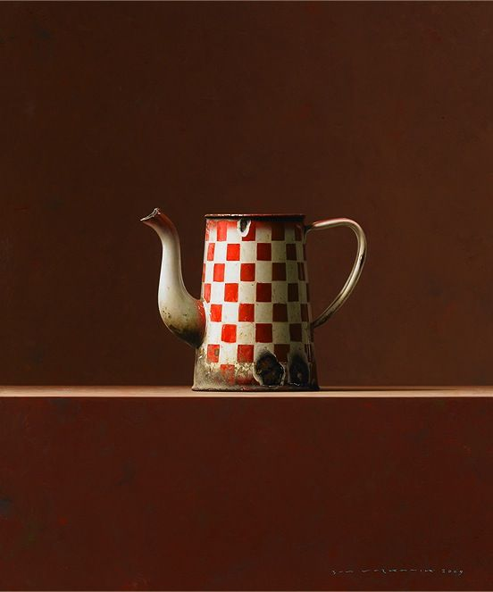 Painting by Bernard Verkaaik. That's right, it's a painting, not a photo.
