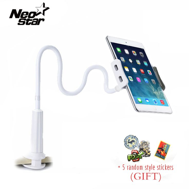 Flexible Desktop Phone Tablet Stand Holder For iPad Mini Air Samsung For Iphone 3.5-10.5 inch Lazy Bed Tablet PC Stands Mount   Tag a friend who would love this!   FREE Shipping Worldwide   Buy one here---> https://zagasgadgets.com/flexible-desktop-phone-tablet-stand-holder-for-ipad-mini-air-samsung-for-iphone-3-5-10-5-inch-lazy-bed-tablet-pc-stands-mount/