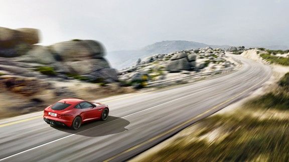 Jaguar F-Type R Coupe #wallpaper #jaguar #rcoupe #ftype #car #araba