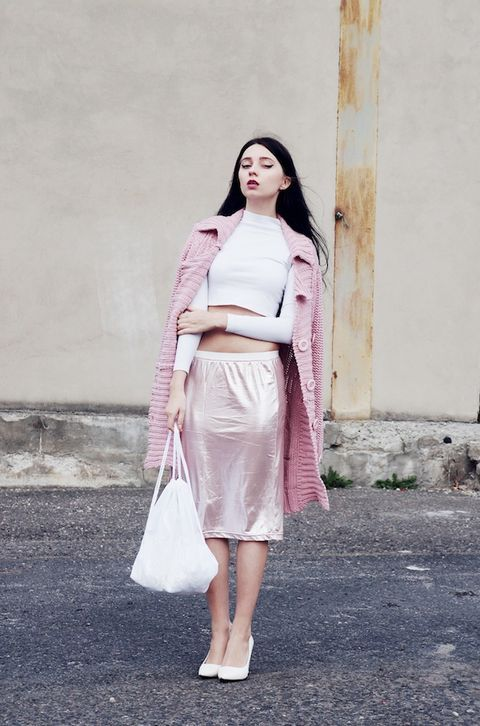 Fashion Bombshell of the Day: Magdalena from Poland - Fashion Bomb Blog | Ador