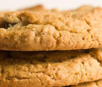 Biscuits au gruau - recette facile