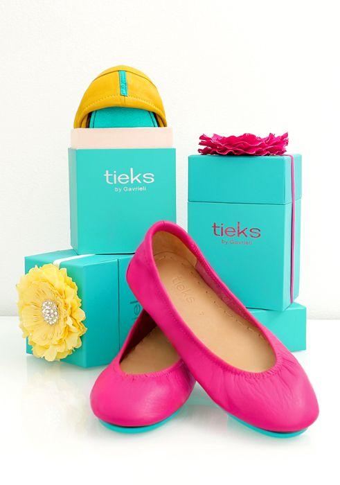 The perfect gift! - Tieks Ballet Flats