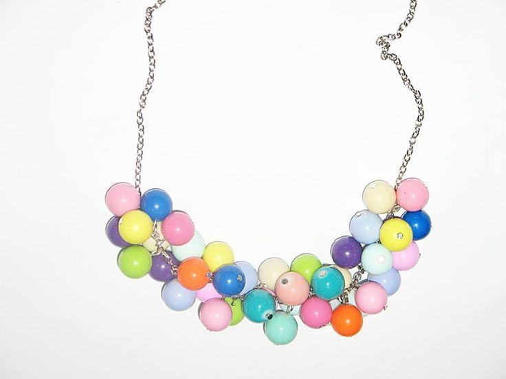 Handmade necklace - beads