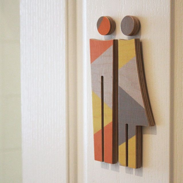 like the geometric muted colors and the layered material used