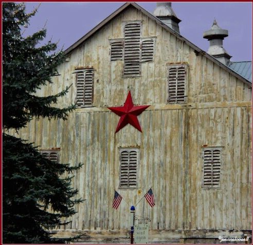 Barn in Bedford, Pennsylvania