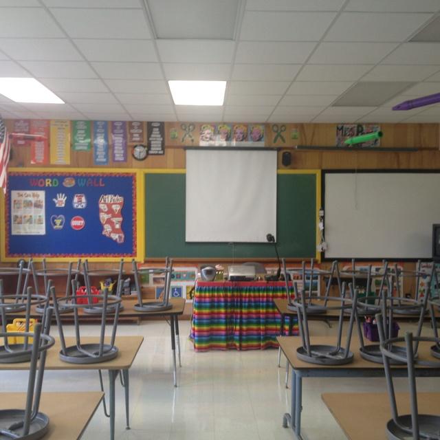 Art class room