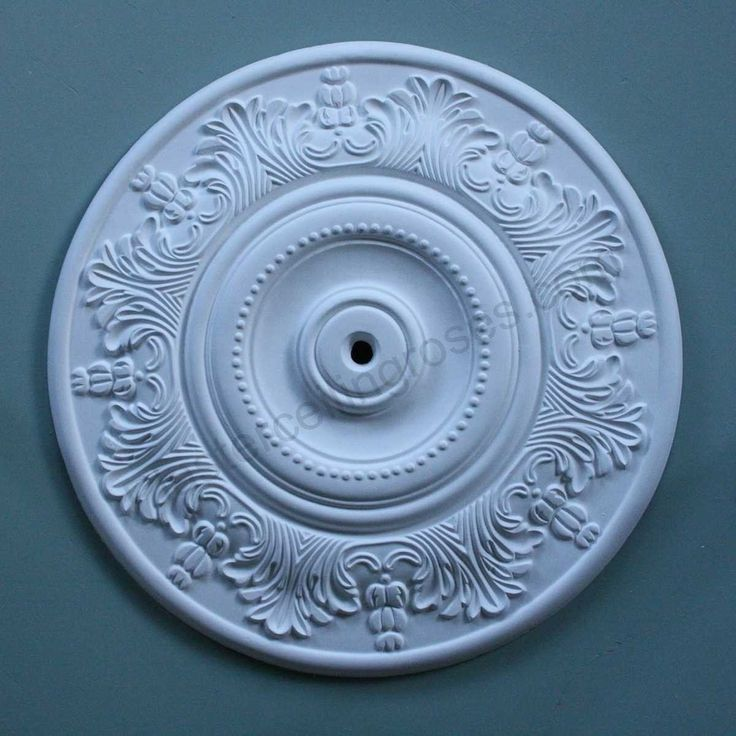 500mm Victorian Style Plaster Ceiling Rose MPR022