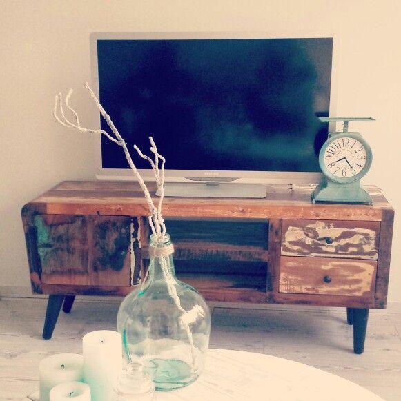 Retro tv kast