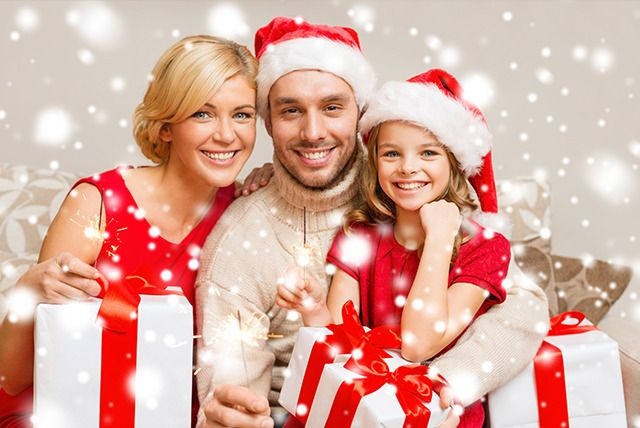 £9 for a Christmas photoshoot for up to 10, from £19.99 with printed Christmas cards at Pearman Photography, Newcastle ^