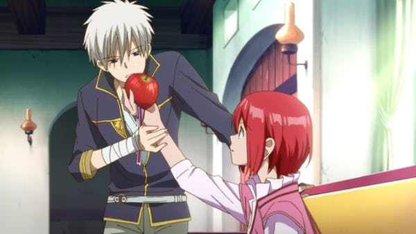 The 15 Most Underrated Romance Anime You Should Check Out Snow White With The Red Hair Anime Romance Akagami No Shirayuki