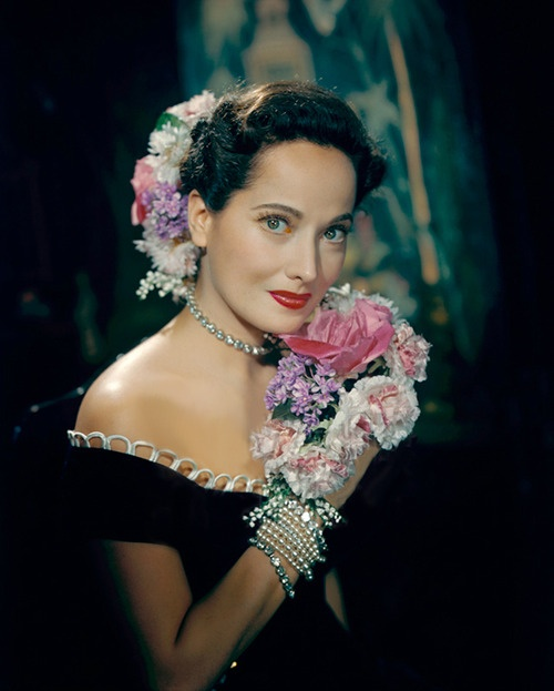 Merle Oberon- first Asian (Anglo-Indian) woman to be nominated for an Oscar for her role as Kitty Vane in Dark Angel in 1935.