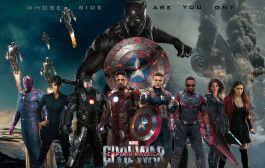 Captain America - Civil War Official Trailer