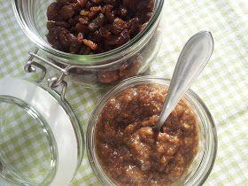 LEVEN ZONDER AFVAL: Recept Rozijnenspread