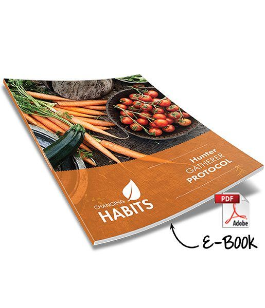 The Hunter Gatherer Protocol gives you the opportunity to take control of your health by understanding foods that enhance health and foods that reduce health and learning what foods work with your body to create optimum vitality for you.