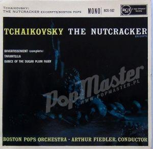 Tchaikovsky The Nutcracker Excerpts Boston Pops Orchestra Arthur Fiedler MONO RCX-182 Muzyka Klasyczna Winyl.
