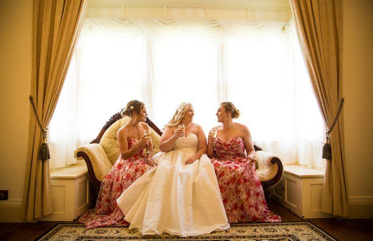 Salt Studios  Gabbinbar Homestead Floral Bridesmaid dresses Toowoomba Wedding and Commercial Photography