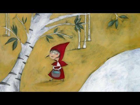 Henri Dès raconte - Le petit chaperon rouge - histoire pour enfants - YouTube