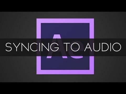 ▶️ After Effects Tutorial - Syncing to Audio (Trapcode Sound Keys) - YouTube