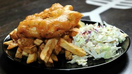 Bare Bones Fish and Chips, Port Alberni - Restaurant Reviews - TripAdvisor
