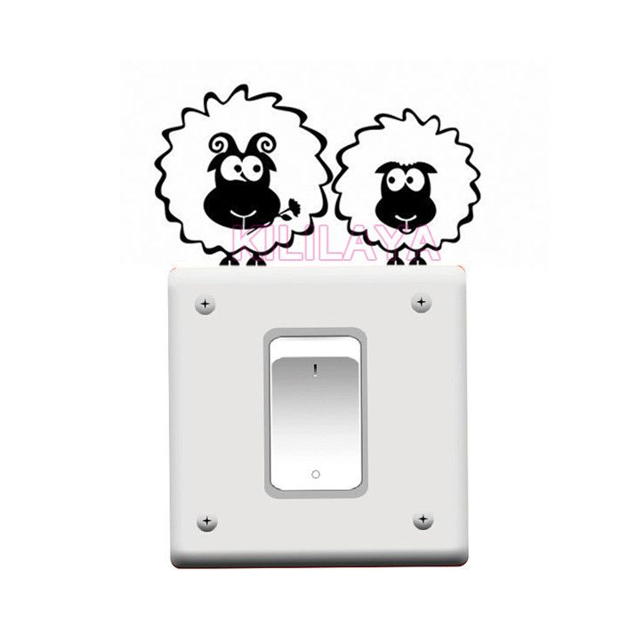 49 Best Wall Sticker For Powerpoints Light Switches