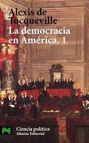 Resultado de imagen para alexis de tocqueville la democracia en america
