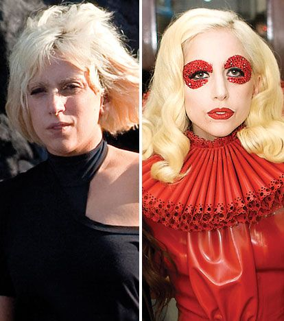 """Lady Gaga     """"I think I'm changing what people think is sexy,"""" the singer has said of her outrageous looks."""