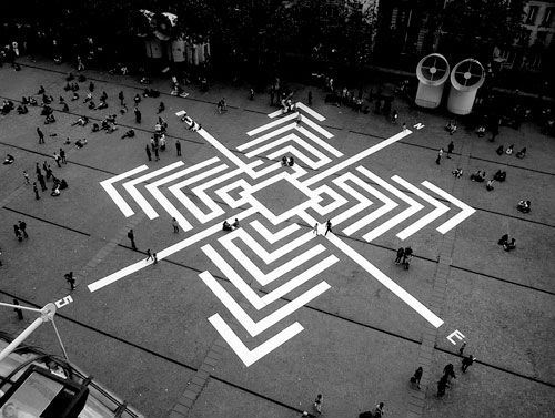 Les tags, les graffitis - L'Atlas