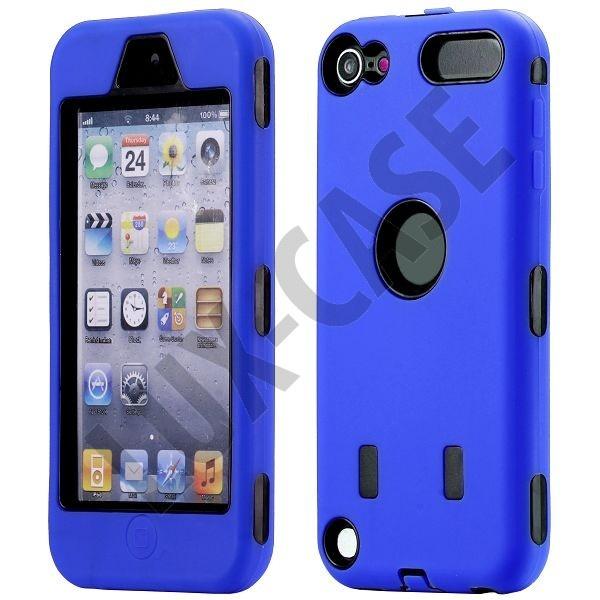 Ultra Safe (Blå) iPod Touch 5 Cover