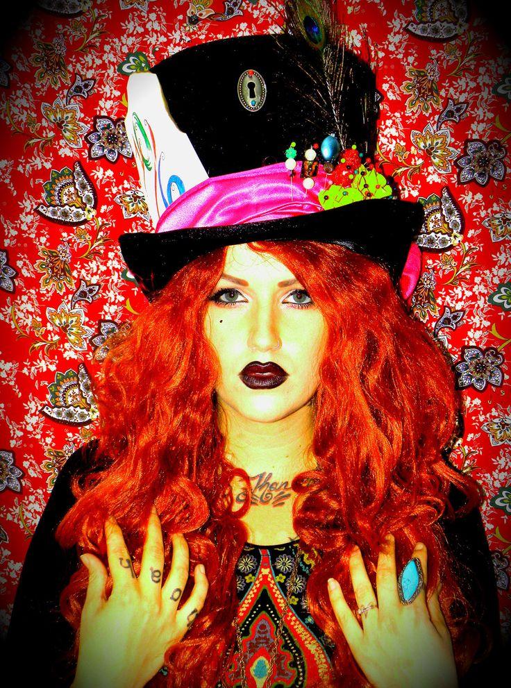 40 best Mad hatter images on Pinterest | Mad hatters, Mad hatter ...