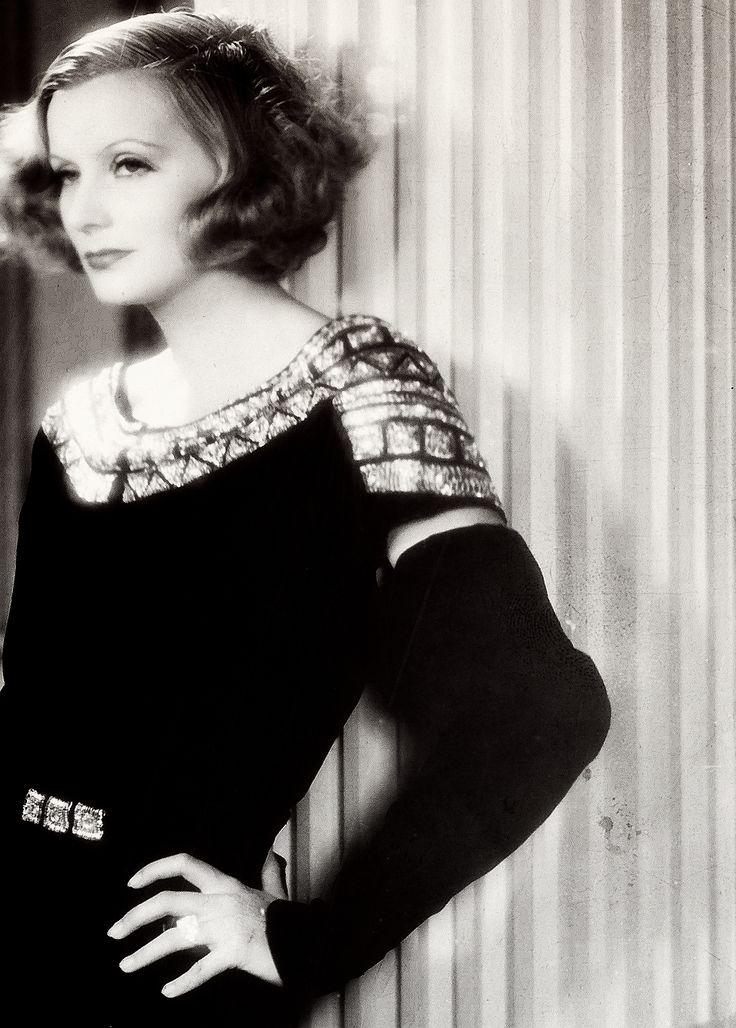 Greta Garbo... gorgeous and classic.