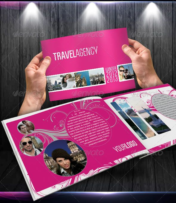Catalog Examples: 36 Best Images About Brochure Design Templates On