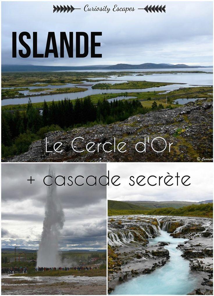 Pinterest le Cercle d'Or en Islande