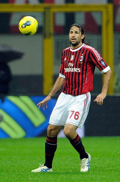 Mario Alberto Yepes Díaz (born 13 January 1976) is a Colombian professional footballer, who plays as a defender for Serie A club Milan. He has also been the captain of the Colombian national team since 2008.    Yepes has played over 80 games for the Colombian national team since his debut in 1999.[6] He was part of the Colombia squad that won the Copa América in 2001. He was also in the squads for three other editions of the tournament in 1999, 2007 and 2011.